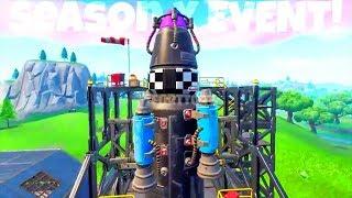 *NEW* Visitor Volta ROCKET LEAKED..! (LAUNCH EVENT Soon) Fortnite Battle Royale