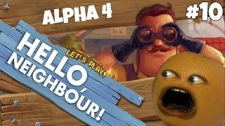 Annoying Orange Plays - Hello Neighbor #10 (Alpha 4 Insanity!)