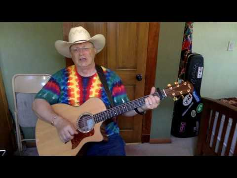 2037 -  Give It Away -  George Strait vocal & acoustic guitar cover & chords