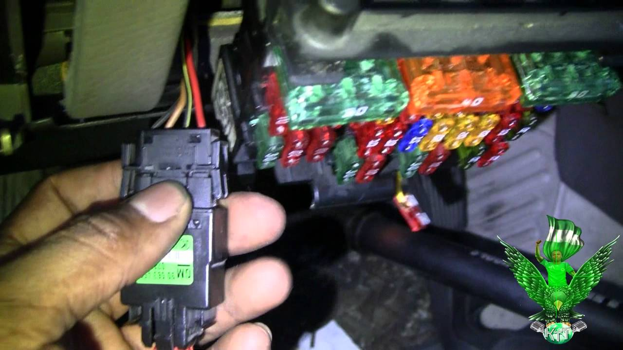 Fuse Diagram For 2005 Cadillac Sts Cadillac Catera Fix Brake Light Switch Youtube
