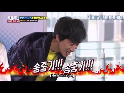 [ENGSUB] Running Man Episode 293 Lee Kwang Soo in rage because Members Talk about Song Joong Ki
