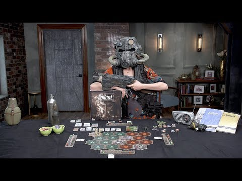 How to Play Fallout: The Board Game