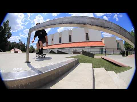 Canon 8-15mm Fisheye Test | Tom Asta & Shane Colville | Elizabeth Plaza