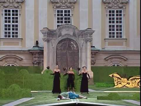 Zauberflöte Mozart, 2003, 1. Kamera, ungeschnitten