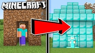 Transform from a NOOB to PRO in Minecraft!