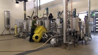 UC Davis Newswatch: Beer Lab