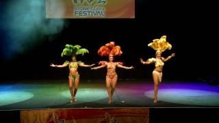 La Bomba Samba performance 2012 Sydney Latin Festival