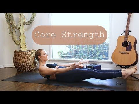 Yoga for Core Strength