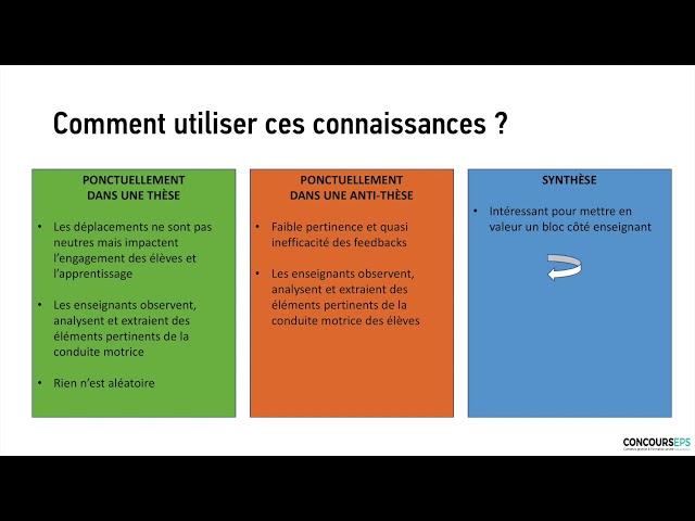 Les différentes formes et fonctions des mécanismes d'autorégulation de l'écosystème classe