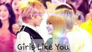 Taelice - Girls Like You [FMV] (Happy Valentine's Day)