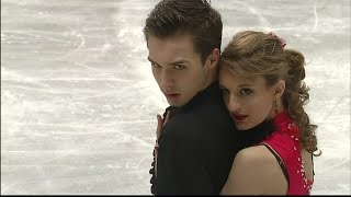 [HD] Gabriella Papadakis and Guillaume Cizeron 2011 World Junior - Free Dance