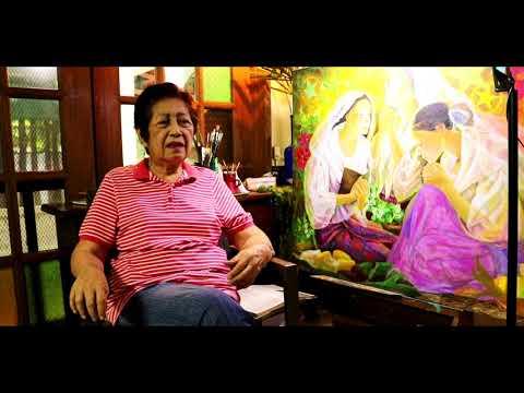 Remy Boquiren Interview: Philippines Pastel Artist