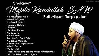 Download FULL ALBUM || Sholawat Majelis Rasulullah SAW Pilihan Terbaik