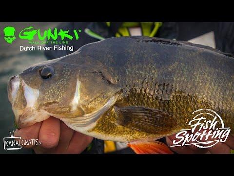 Gunki TV - Dutch River Fishing - Fish Spotting (French Subtitles)