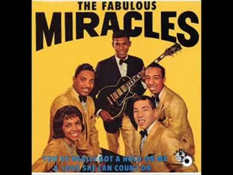 The Miracles - Got A Job