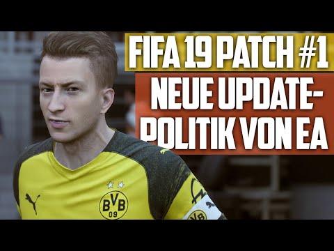 Der erste Patch von FIFA 19 zeigt EAs neue Update-Politik - Momentum