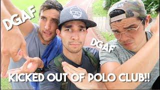 KICKED OUT OF MANILA POLO CLUB! (ft. Nico Bolzico, Erwan Heussaff)