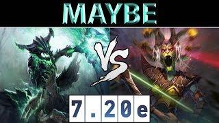 路垚 Maybe [OD] vs [Medusa] ► China Ranked ► Dota 2 7.20e