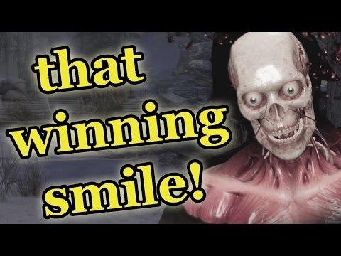 THAT WINNING SMILE   **WARNING GRAPHIC CONTENT**