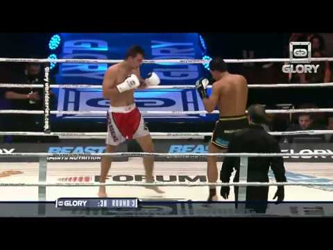 GLORY Last Man Standing: Marc De Bonte vs Joseph Valtellini (Full Video)
