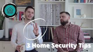 Home Security While You're Away