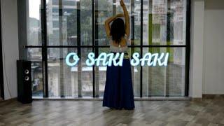 O SAKI SAKI | BATLA HOUSE | NRITYADHANU CHOREOGRAPHY | BELLY FUSION