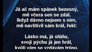 Helena Vondráčková - Lásko má já stůňu (karaoke z www.karaoke-zabava.cz)