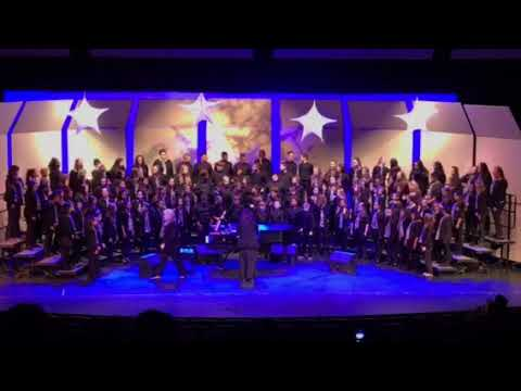 Adrian Springbrook MS December Concert ALL CHOIR 2017