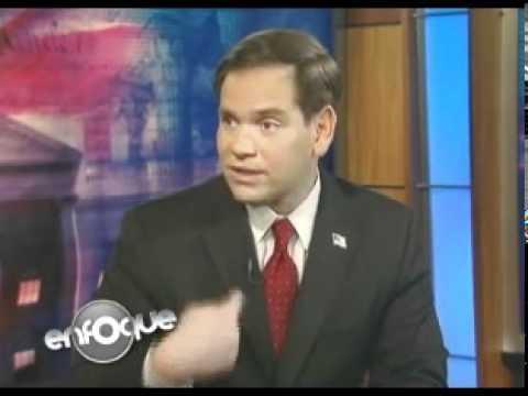 Senator Rubio on Telemundo