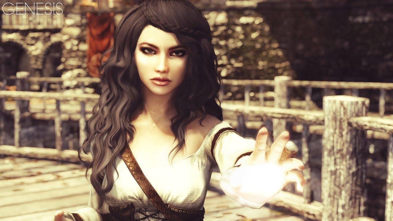 The Elder Scrolls V: Skyrim Hair - Renewal [NEW]