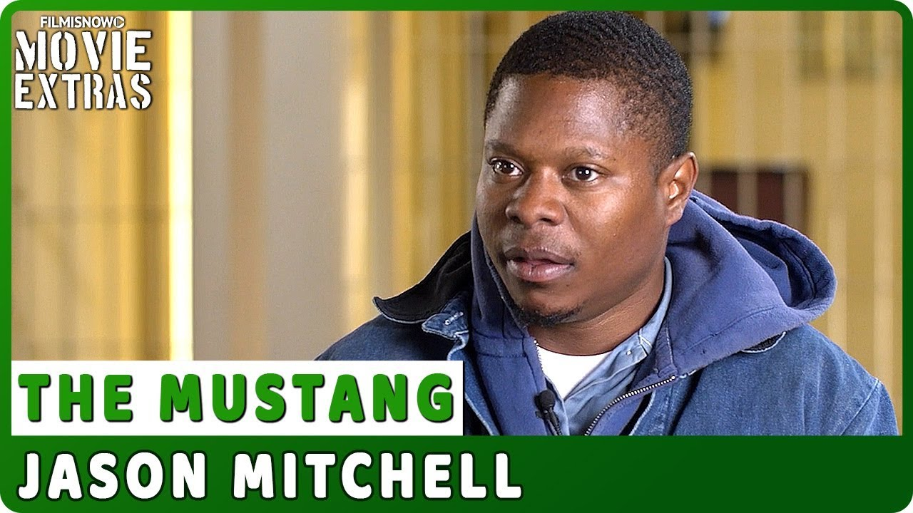 THE MUSTANG | On-set Interview with Jason Mitchell