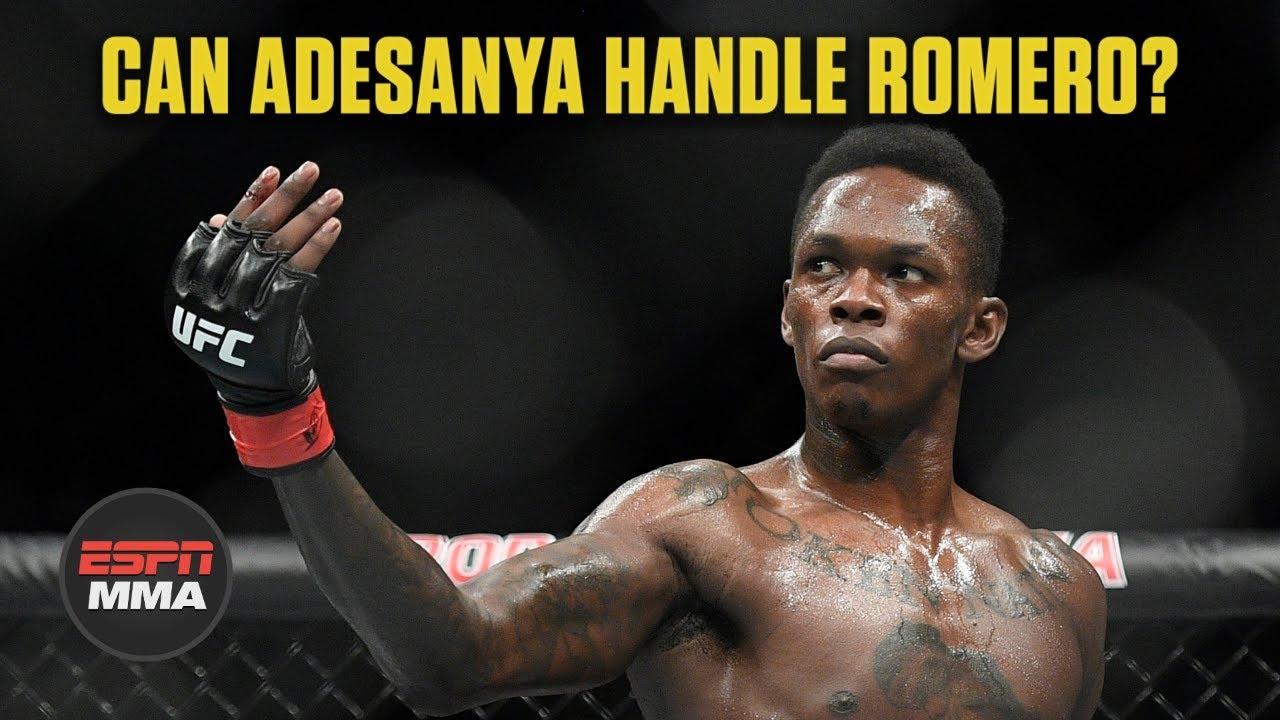 3 Ways Yoel Romero Can Beat Israel Adesanya at UFC 248