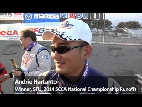 Honda Racing HPD SCCA Runoffs Day 1 Recap