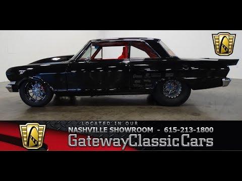 1962 Chevrolet II, Gateway Classic Cars Nashville#641