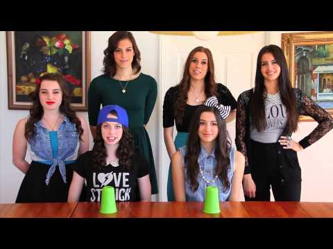 Cups from Pitch Perfect  Anna Kendrick    CIMORELLI!