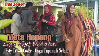 Mata Hepeng   Fyfy Triwa (Cover) - Lagu Joget Wakatobi Terbaru 2021 - Lagu tapanuli Selatan populer