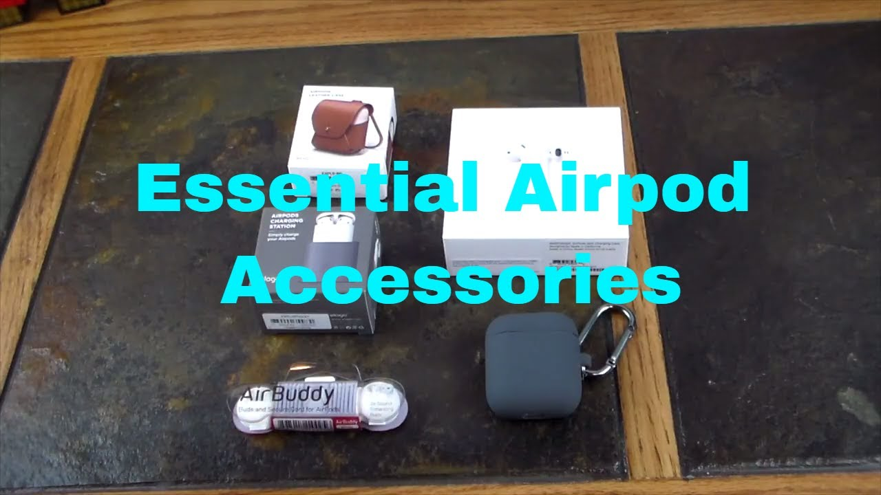 Essential Accessories for Apple Airpods