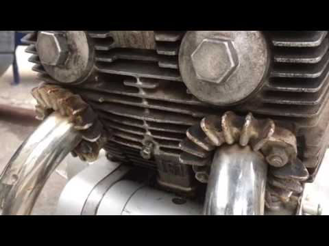 Honda CB160 engine noise