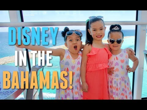 Disney Has A Private Island In The Bahamas?!