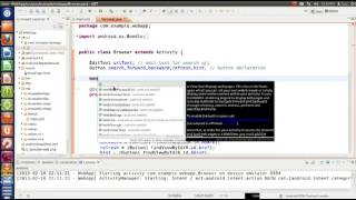 Android WebView Part-1
