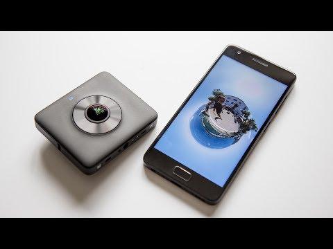 Recensione fotocamera panoramica Xiaomi Mijia Mi Sphere 360