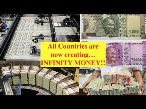 """""""INFINITY MONEY!"""" Fed"""