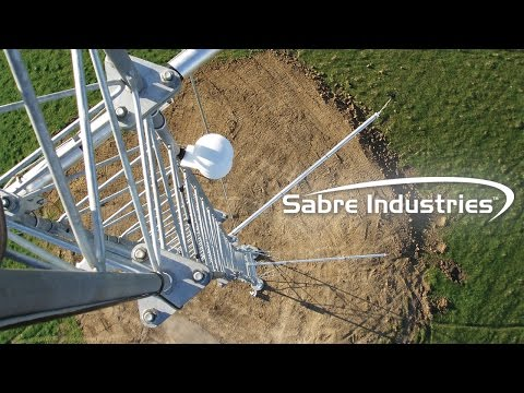 Sabre Industries: Your End-to-End Telecom Solution 2015