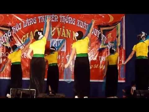Múa điệu Xòe-Kim Chung