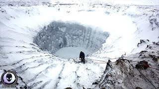 """CRASH"" In Russia CRACKS Mountain In Half.. ARMY Sent In!"