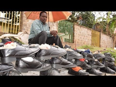 Resilience after poisonous daggers of politics - tales of Mathare