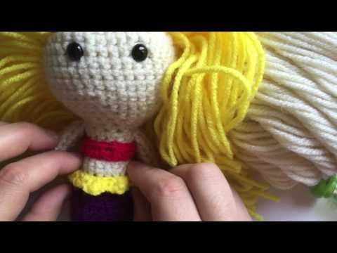 Amigurumi Hello Kitty Super Girl | 360x480