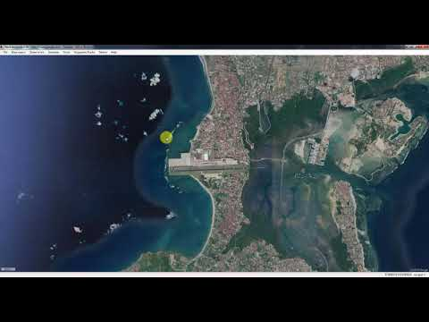 UPDATE !!! Download Citra Resolusi Tinggi GOOGLE EARTH