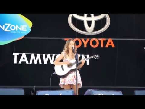 Forget about you- Live at Tamworth Country Music Festival 2015 Tara Favell