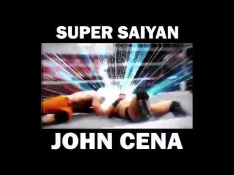 John Cena Super Saiyan 10 hours